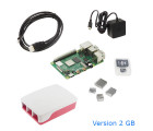 Kit Raspberry Pi 4 B KIT-PI4-2GB