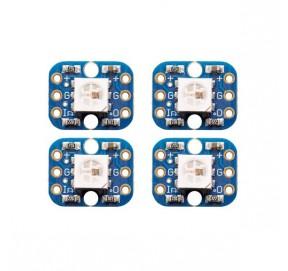 4 Leds NeoPixel RGB ADA1312