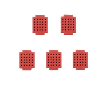 5 plaques de montage SD55R