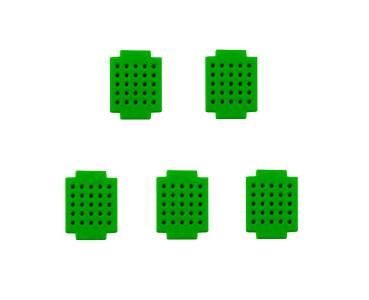 5 plaques de montage SD25V