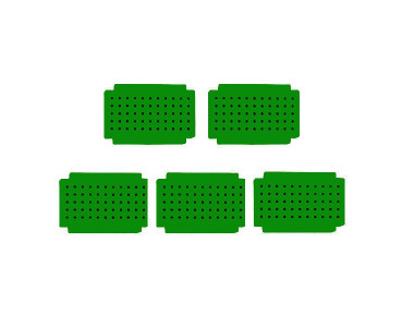 5 plaques de montage SD55V