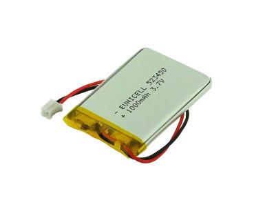 Accu LiPo 3,7 V 1000 mAh PR523450