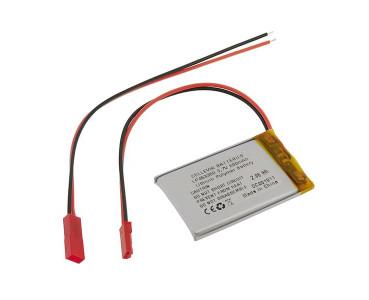 Accu LiPo 3,7 Vcc 800 mAh L453350