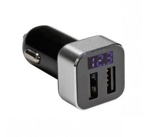 Adaptateur allume-cigare USB à 2 sorties