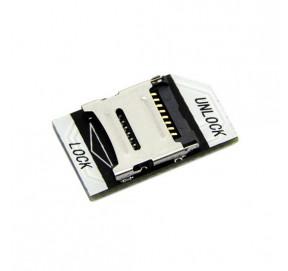 Adaptateur micro-SD