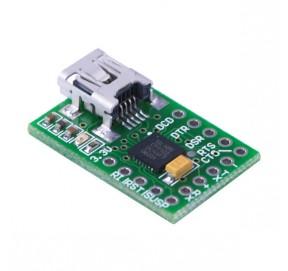 Adaptateur mini-USB série 391