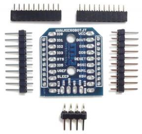 Adaptateur Xbee - DIP MR611