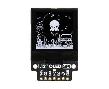 Afficheur IPS LCD 1,12'' PIM473