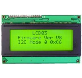 Afficheur série LCD05