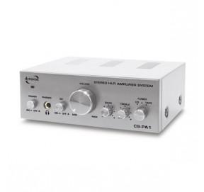 Amplificateur HiFi 2 x 50 W maxi