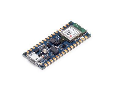 Carte Arduino Nano 33 BLE Sense ABX00031-R