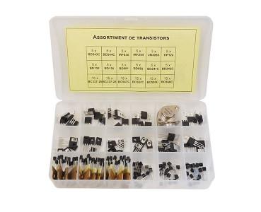 Assortiment de transistors