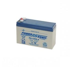 Batterie au plomb 12V 5,4Ah