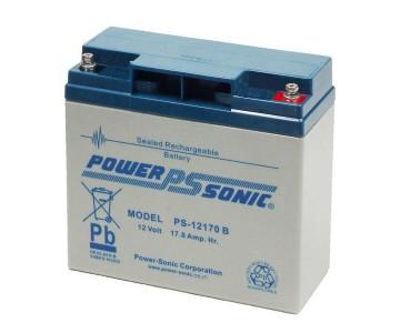 Batterie au plomb 12V 17,0Ah