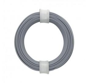 Fil de câblage gris 10m x 0,14mm² FC14G
