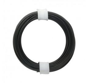 Fil de câblage noir 10m x 0,14mm² FC14N