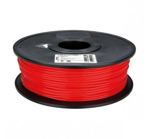Bobine de 1 kg de fil PLA rouge