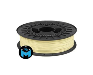 Bobine de 750 g de fil 1,75 mm blanc ivoire MD3-175BI