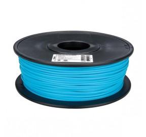 Bobine de 750 g de fil PLA bleu clair
