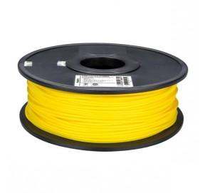 Bobine de 750 g de fil PLA jaune