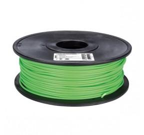 Bobine de 750 g de fil PLA vert clair