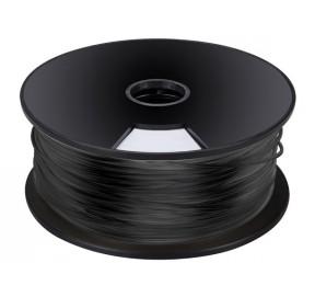 Bobine de 750gr de fil PLA noir