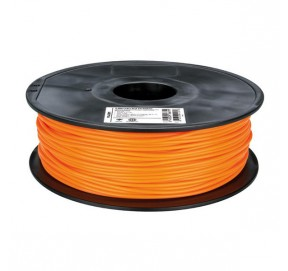 Bobine de 750gr de fil PLA orange