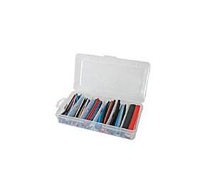 Boîte de 170 gaines multicolores thermorétractables