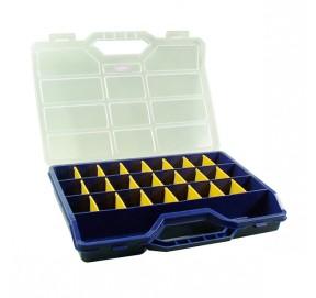 Boîte de rangement 21 casiers