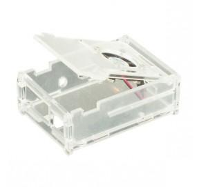 Boîtier ventilé pour Raspberry Pi2 et Pi3