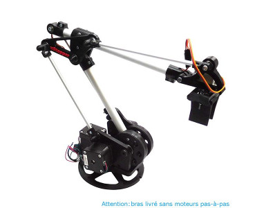 Bras Robotique uStepper ARM-REV4