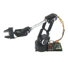 Bras robotique (sans servos ni carte de commande)