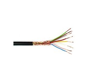 Câble blindé rond