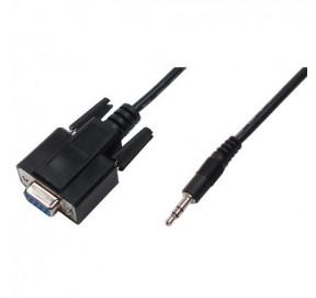 Câble de téléchargement port série
