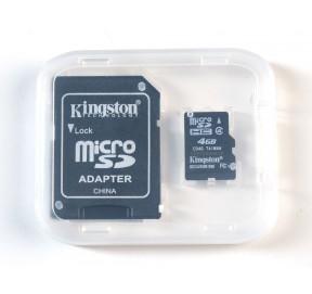 Carte 4 GB pour Raspberry