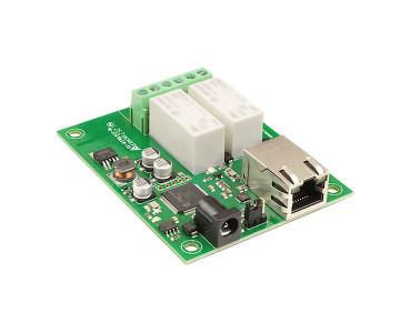Interface ethernet 2 relais ETH002