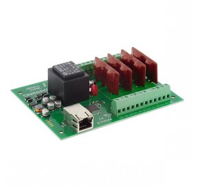 Interface ethernet à 4 relais statiques ETH044