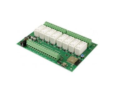 Carte Wifi 8 relais ESP32LR88