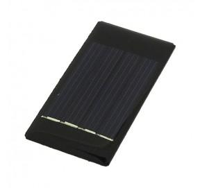 Cellule solaire flexible 2 Vcc/ 50 mA