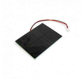 Cellule solaire 5,5 V/100 mA