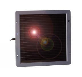 Chargeur à cellules solaires 12Vcc/5W