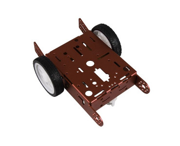 Châssis métalique Robot04