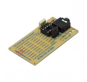 Circuit d'essais pour PICAXE-08M