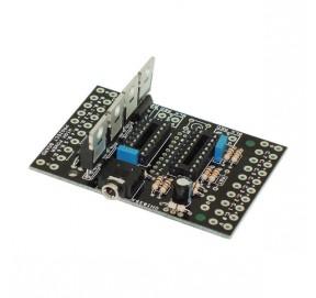 Circuit d'essais haute puissance pour PICAXE-18X