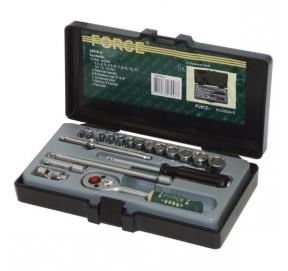 Coffret de clés à douilles 1/4'' SAE F2203SAE