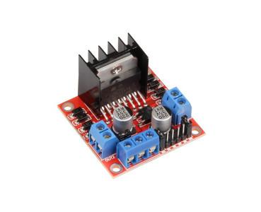 Commande de 2 moteurs CC 2A SBC-Motodriver2