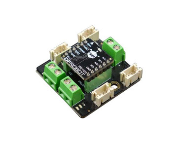 Commande de moteurs CC 2 x 1,2 A DRI0044-A