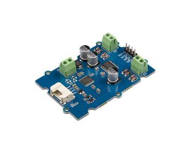 Commande I2C de 2 moteurs CC Grove 108020103