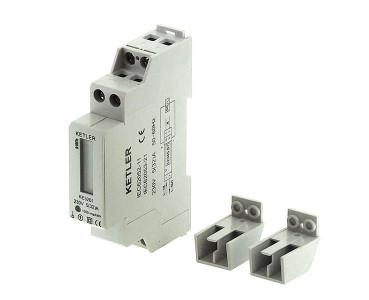 Compteur électrique monophasé KE3201