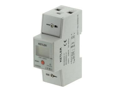 Compteur électrique monophasé KE8003